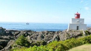 130831 10 Lighthouse Ucluelet